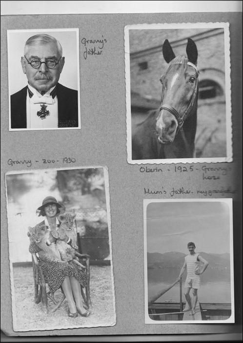 Hugo Bender (li oben): Renommierter Jurist aus Darmstadt, musste vor den Nazis ins engl. Exil fliehen, wo er 1941 verbittert starb /Foto: FLS-Archiv