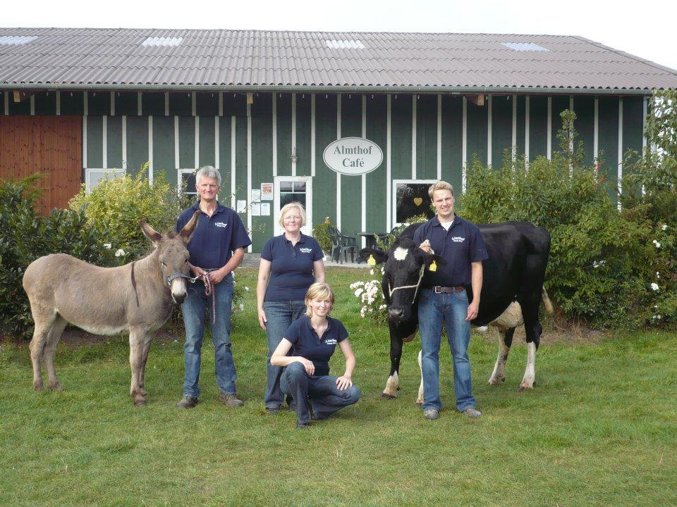 2009 - Das Almthof-Team