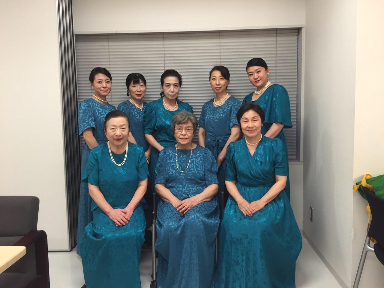 四面の箏のための音楽 後藤すみ子先生とご一緒したメンバーと