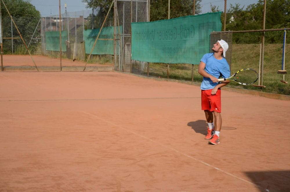 1. Stockstädter YPOS-VM Cup - SKG Stockstadt Tennis