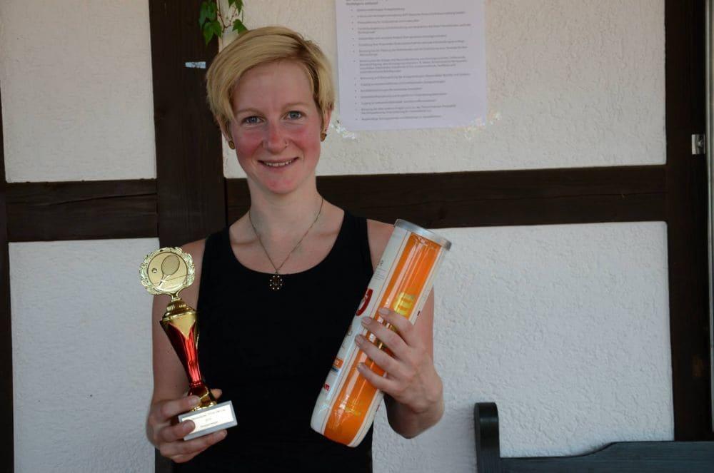 Siegerin Damen - Jana Klar