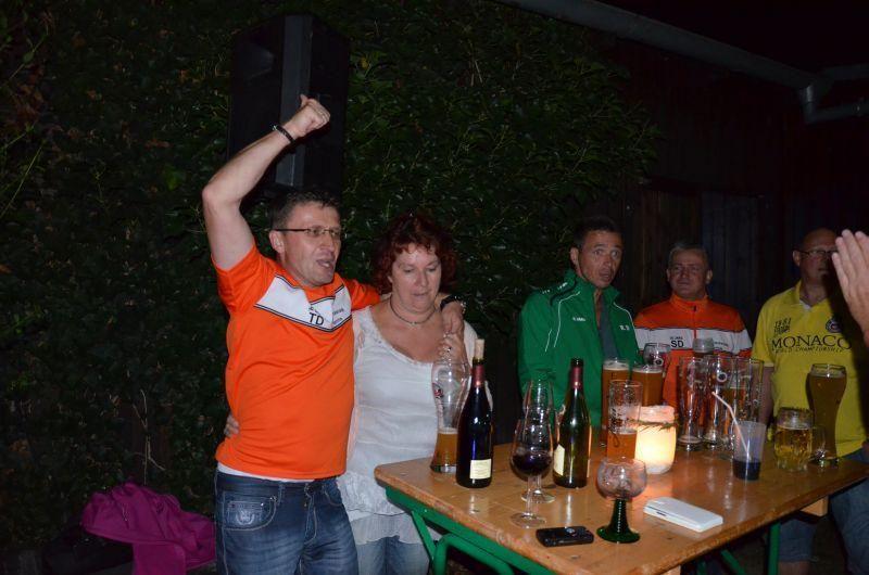 40-Jahr-Jubiläums-Feier SKG Stockstadt Tennis - Die Party beginnt!