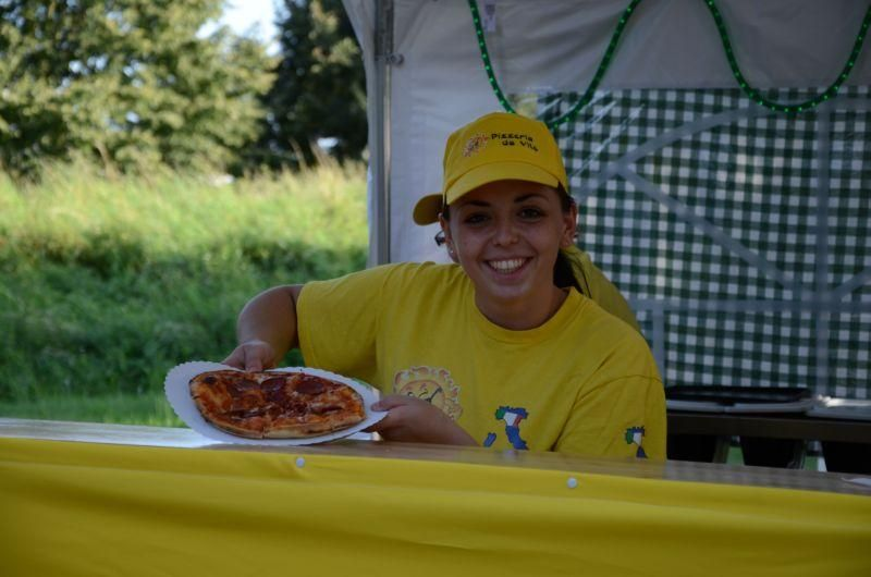 40-Jahr-Jubiläums-Feier SKG Stockstadt Tennis - Pizza