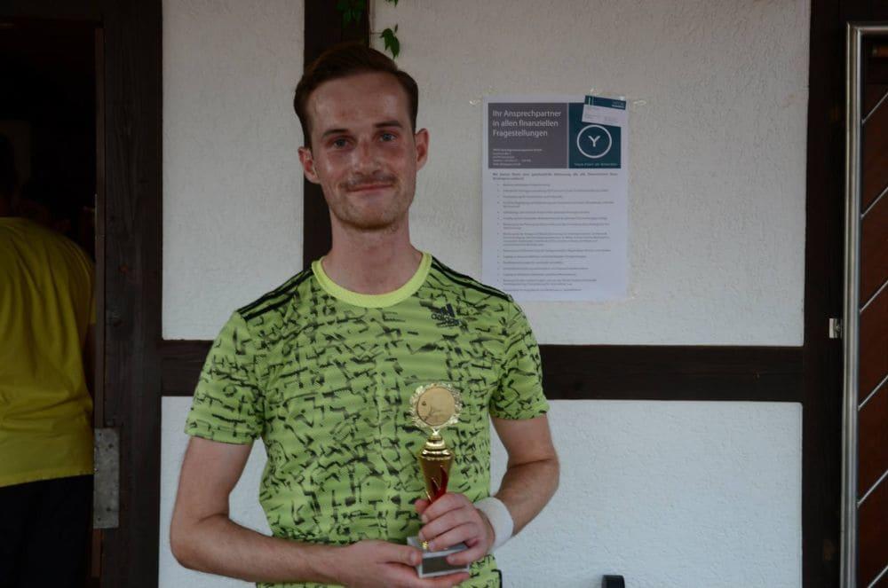 Sieger Herren Gruppe 6 - Daniel Legran