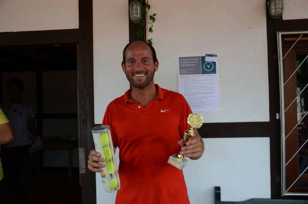 Herren Sieger Gruppe 1 - Marcel Herold