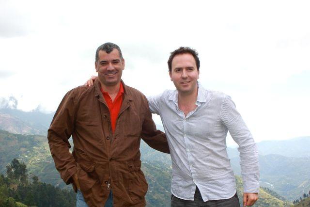 Jason und Guy