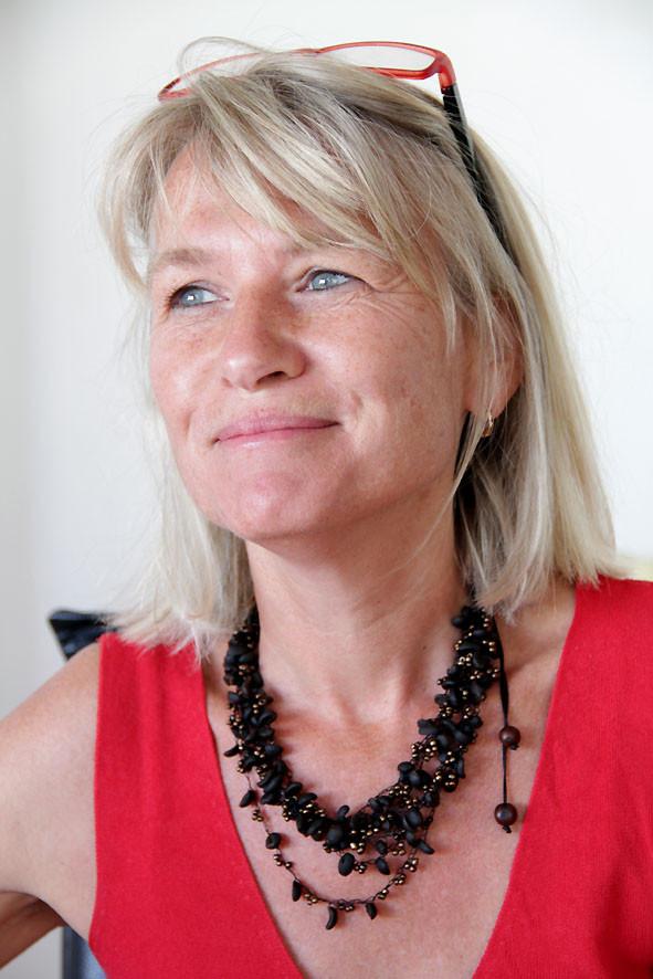 Verena Blaser, Kaffeeproduzentin in La Perla