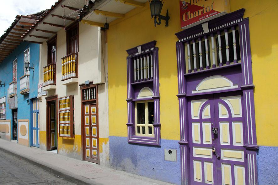 schöne Stadt Loja