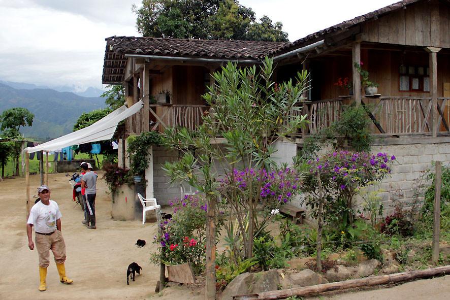 Farm von Hector Caranqui