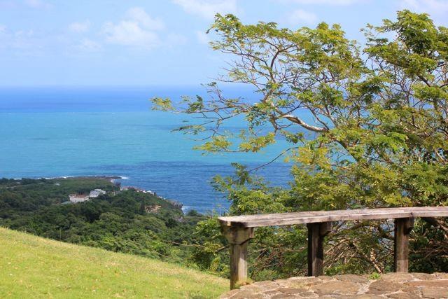 Blick von Firefly, dem geschmackvollsten Haus der Insel