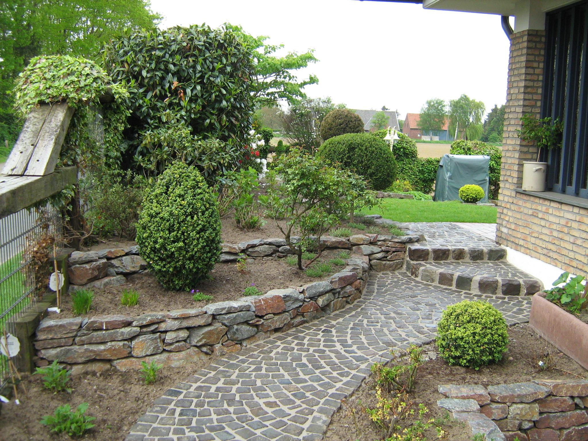 Garten und landschaftsbau b bauhaus bocholt gartengestaltung pflasterarbeiten baumpflege - Gartengestaltung bocholt ...
