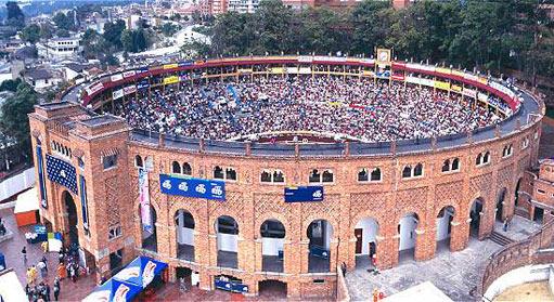 Plaza de Toros Santa María de Bogotá