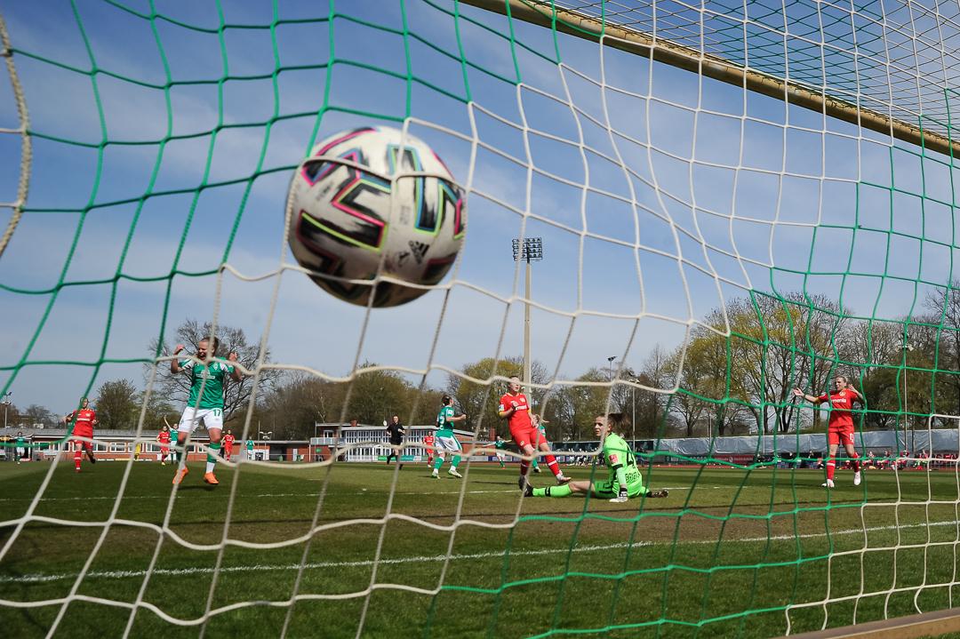 18.04.2021 • SV Werder Bremen - Bayer 04 Leverkusen
