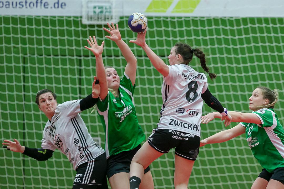 27.02.2021 • SV Werder Bremen - BSV Sachsen Zwickau