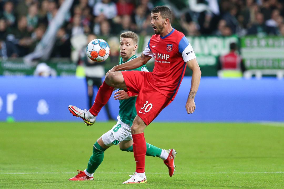 01.10.2021 • SV Werder Bremen - 1. FC Heidenheim