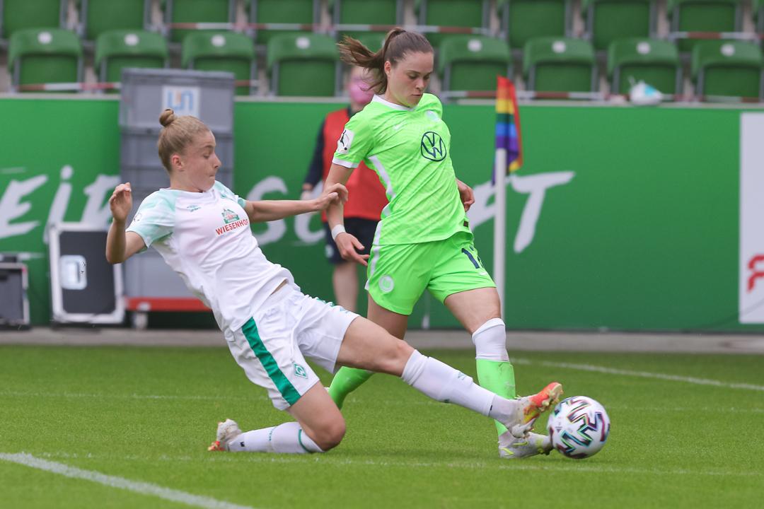 06.06.2021 • VfL Wolfsburg - SV Werder Bremen