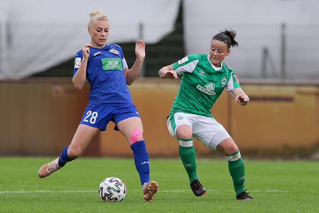 23.05.2021 • SV Werder Bremen - 1. FFC Turbine Potsdam