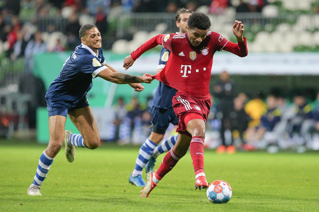 25.08.2021 • Bremer SV - FC Bayern München