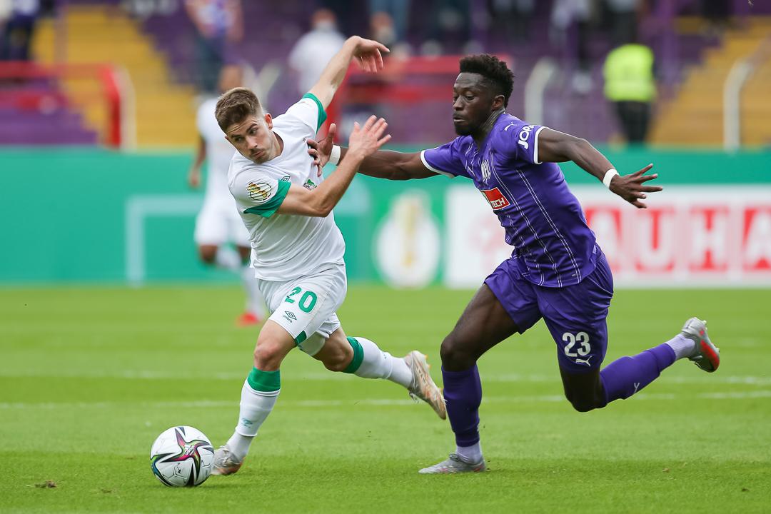07.08.2021 • VfL Osnabrück  - SV Werder Bremen