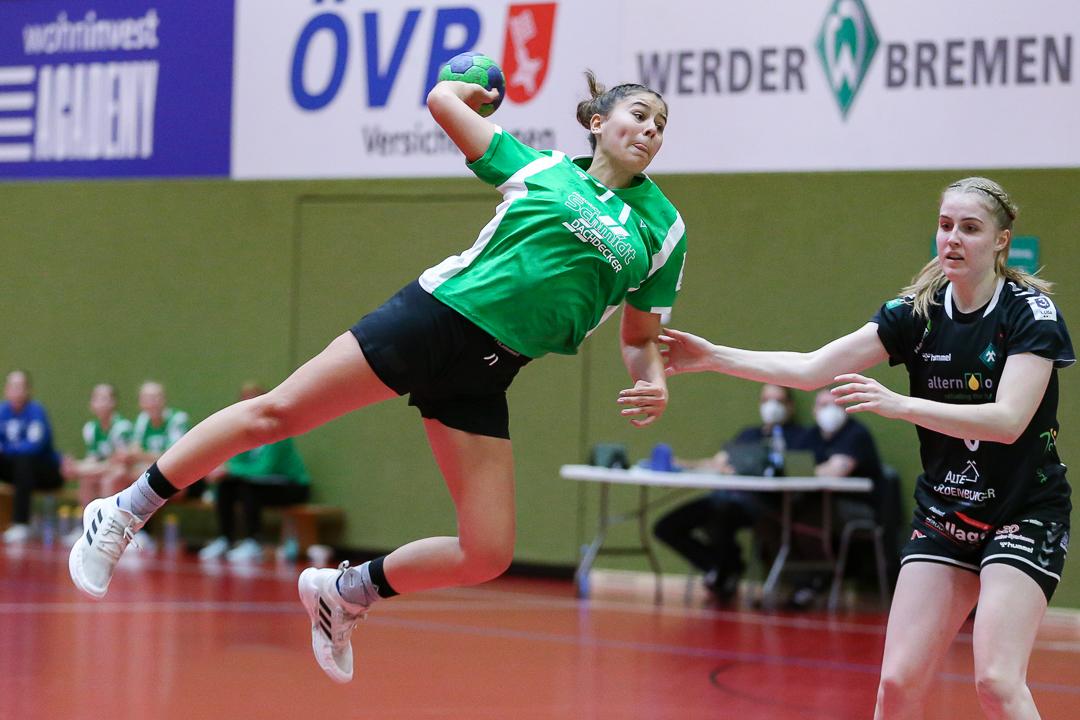 17.10.2021 • SV Werder Bremen II - SFN Vechta