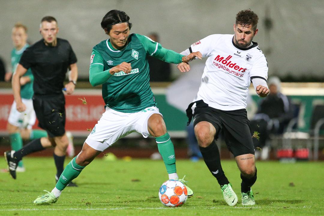 29.09.2021 • SV Werder Bremen II - Lüneburger SK