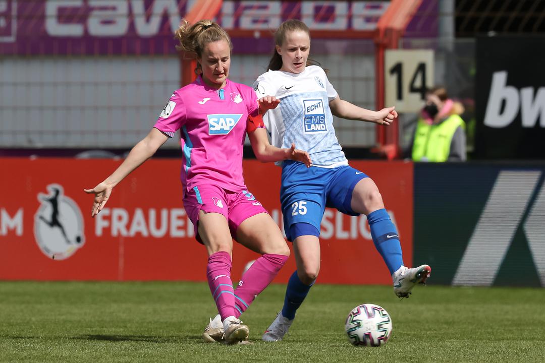 25.04.2021 • SV Meppen - TSG 1899 Hoffenheim
