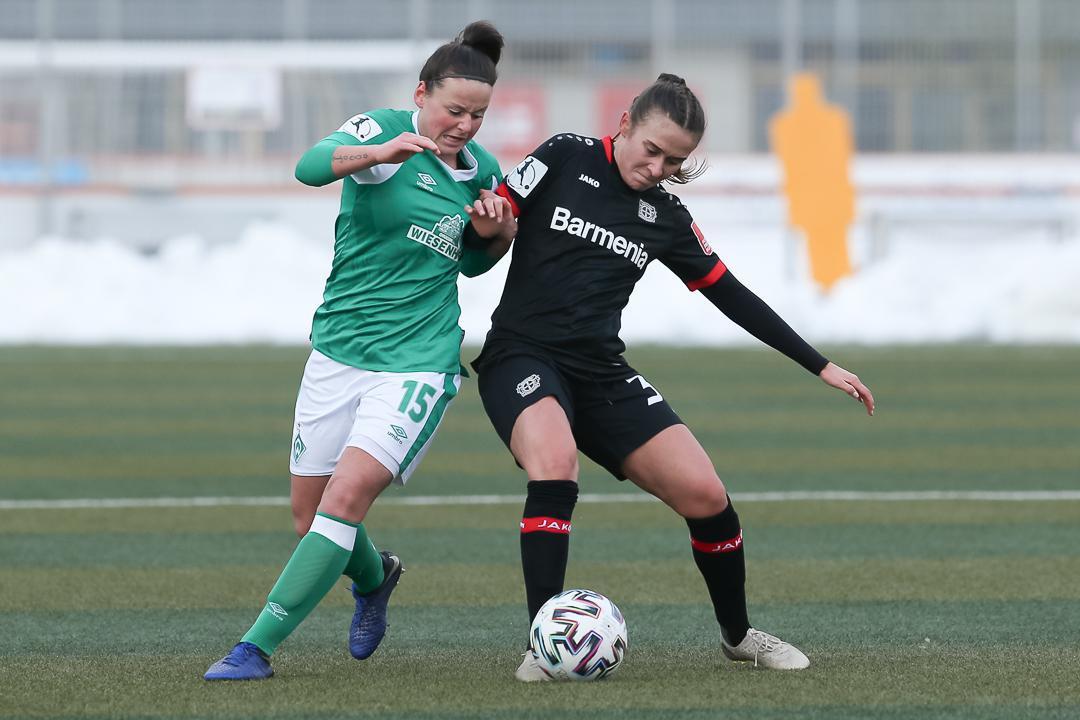 24.01.2021 • Bayer 04 Leverkusen - SV Werder Bremen