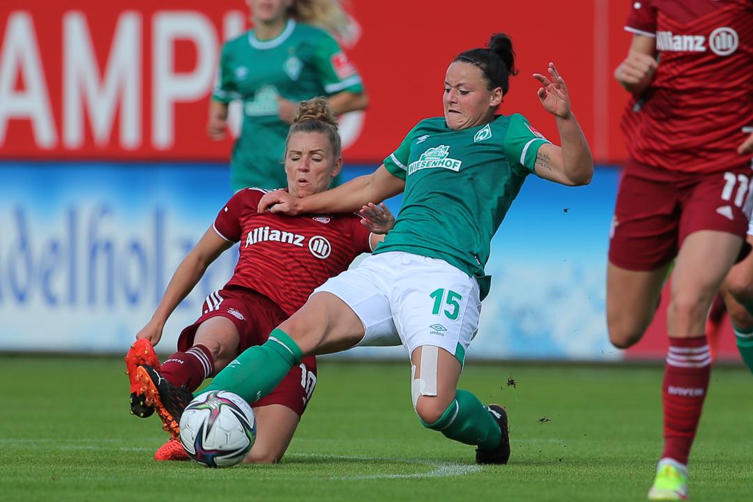 29.08.2021 • FC Bayern München - SV Werder Bremen