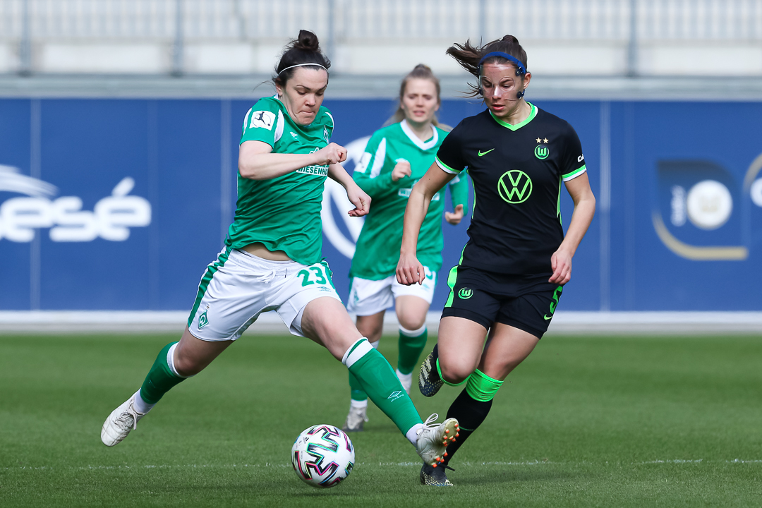 20.03.2021 • VfL Wolfsburg - SV Werder Bremen