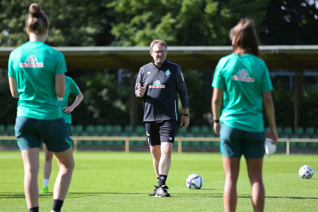17.07.2021 • Trainingsauftakt SV Werder Bremen