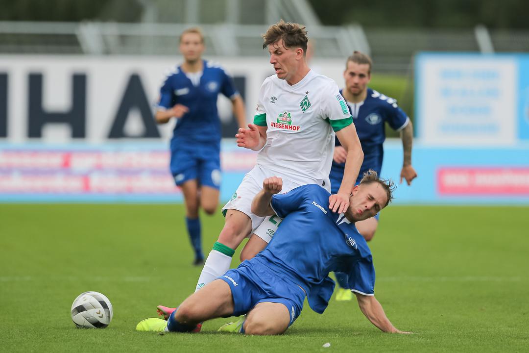 13.08.2021 • VfB Oldenburg  - SV Werder Bremen II