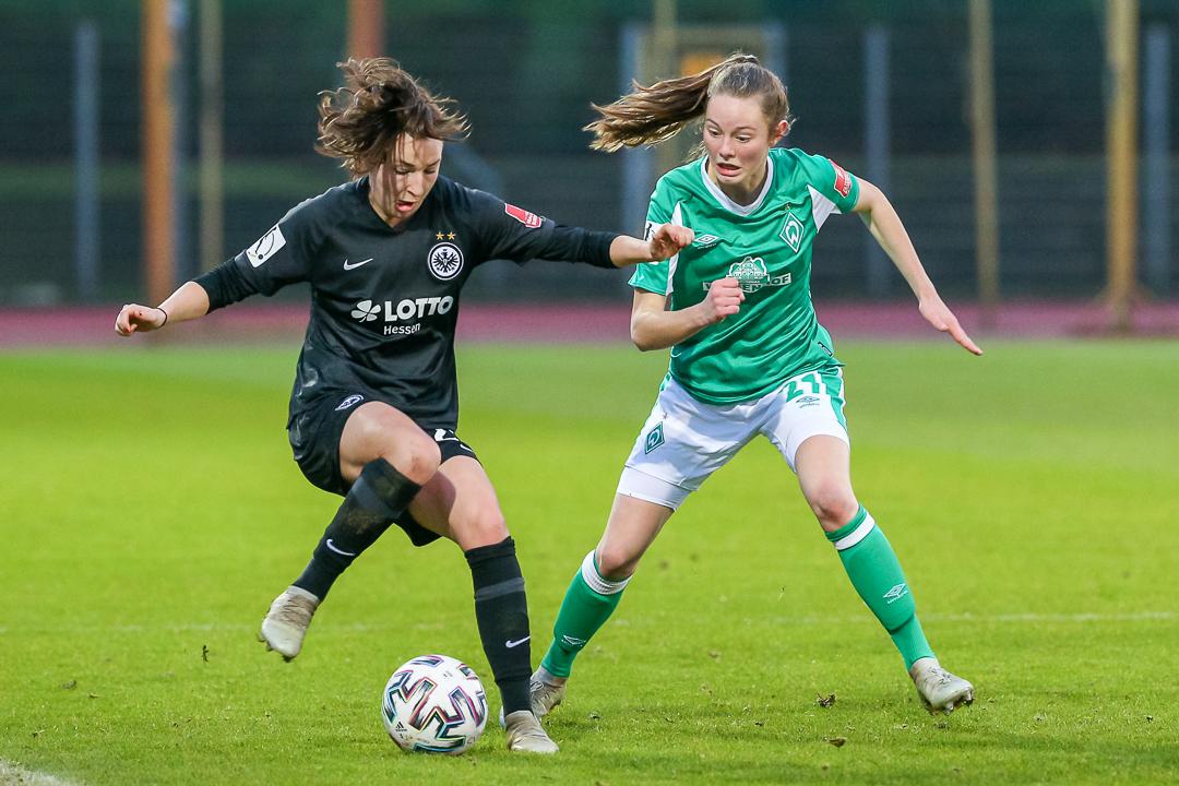 20.12.2020 • SV Werder Bremen - Eintracht Frankfurt