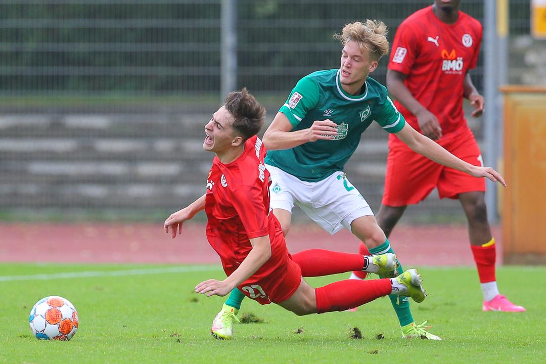 11.09.2021 • SV Werder Bremen II - FC Oberneuland