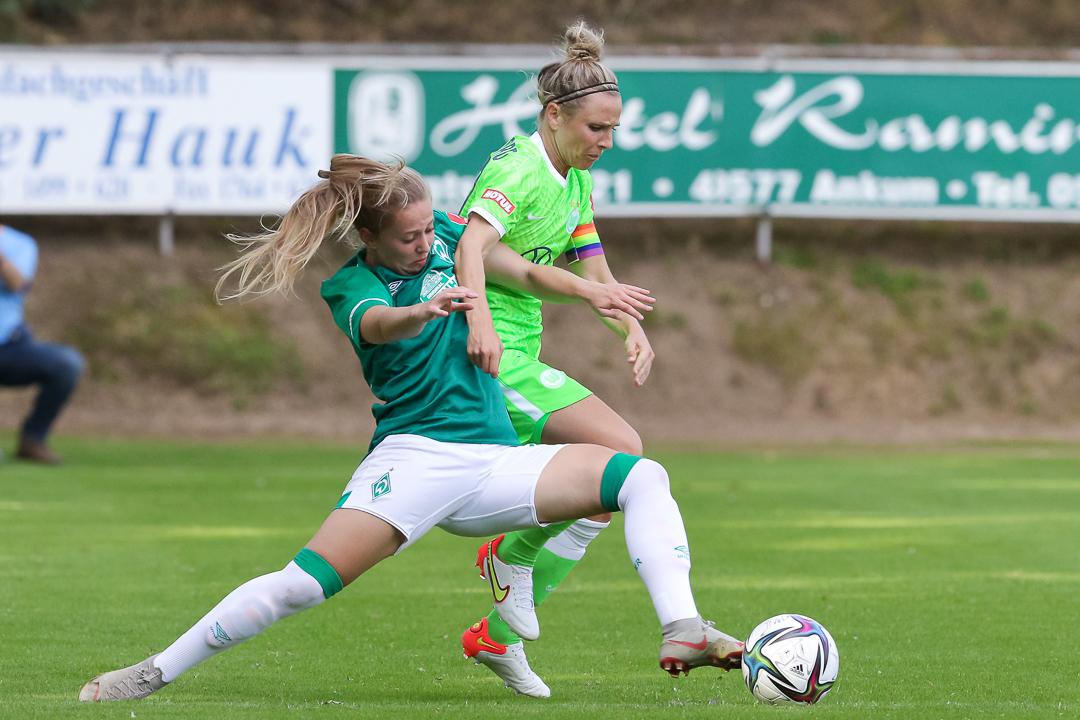 14.08.2021 • VfL Wolfsburg - SV Werder Bremen