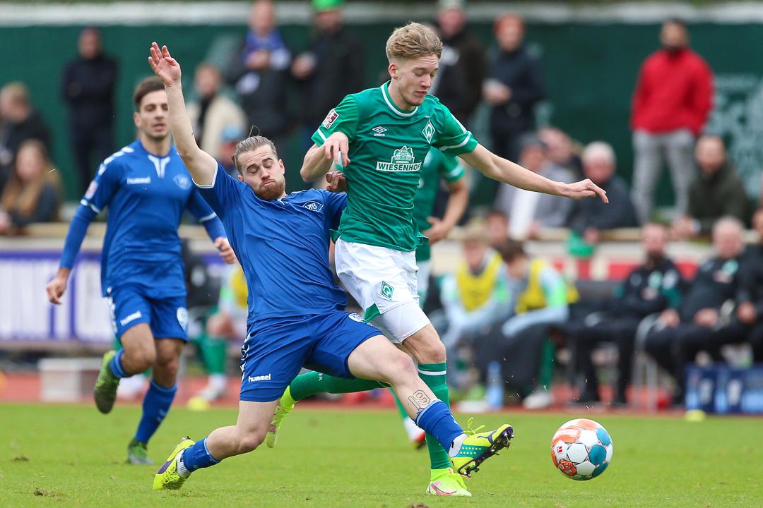 16.10.2021 • SV Werder Bremen II - VfB Oldenburg
