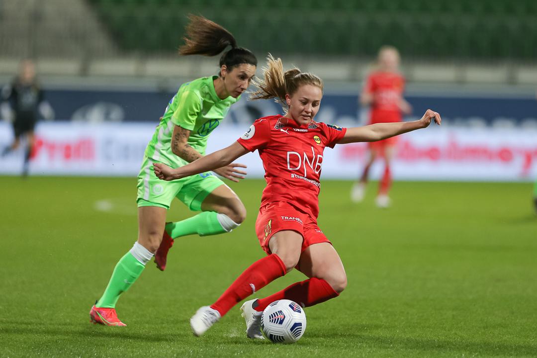 03.03.2021 • VfL Wolfsburg - LSK Kvinner