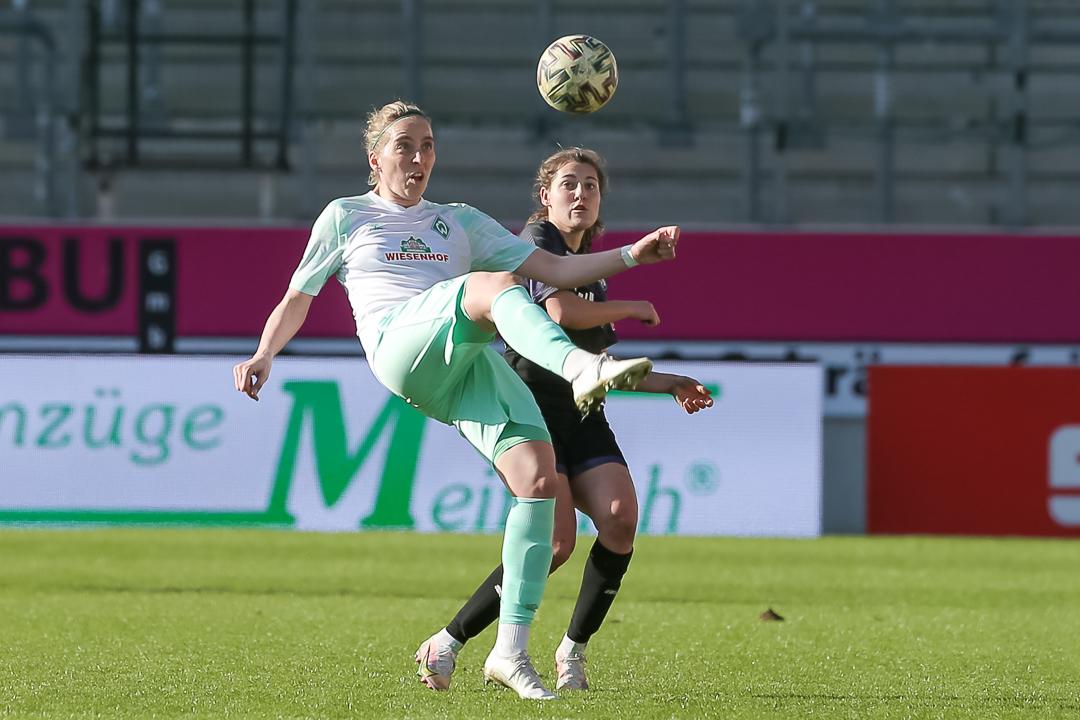 06.03.2021 • SGS Essen - SV Werder Bremen