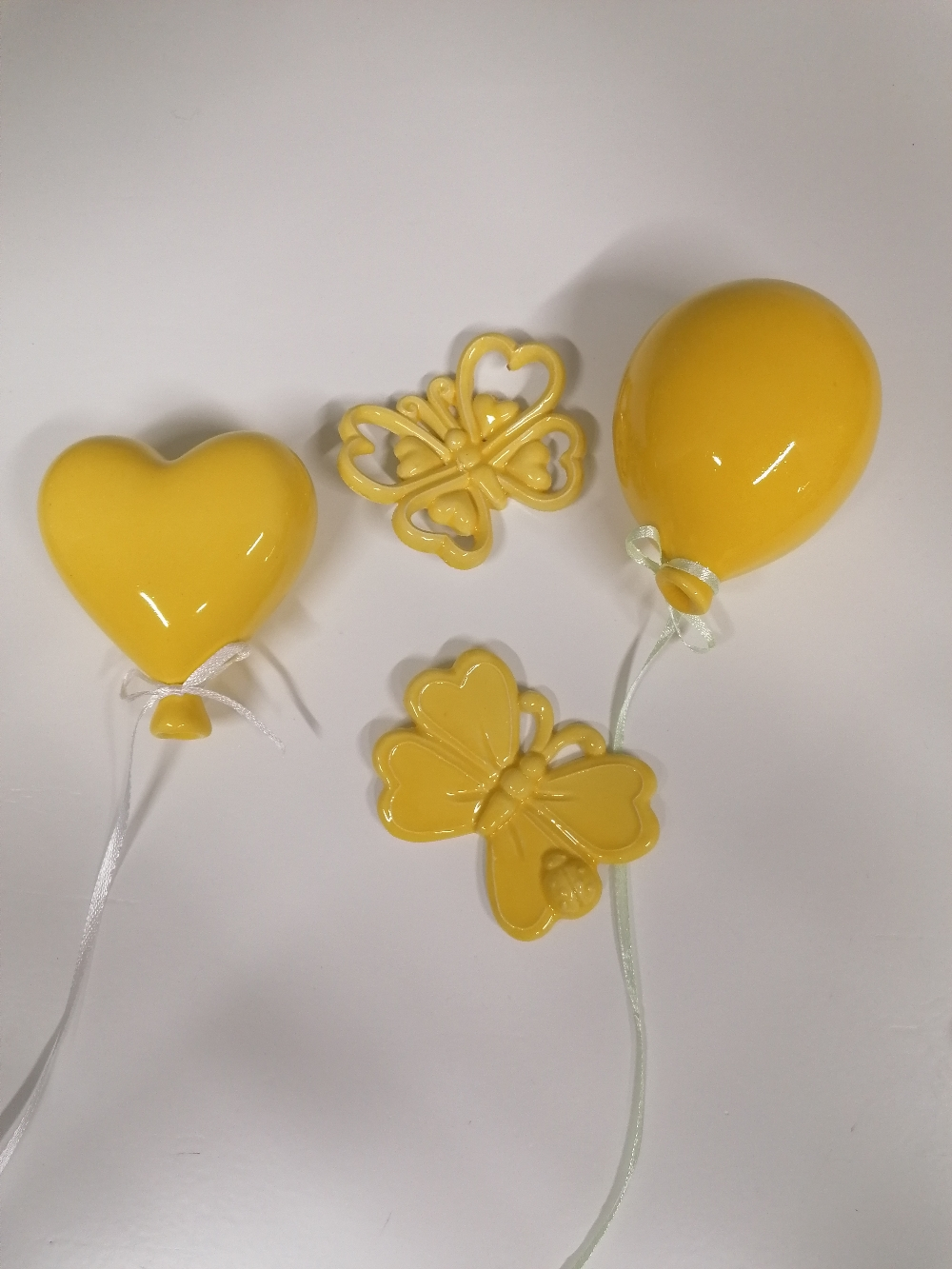 Composizione gialla