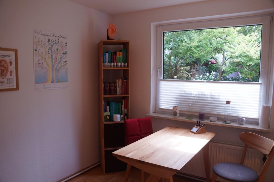 Ein gemütlicher Platz für Gespräche und Beratung