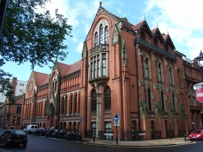 The School of Art, Margaret Street