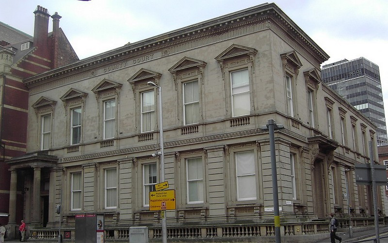 County Court, Corporation Street