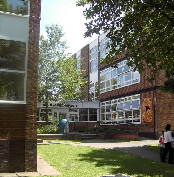 Heath Mount School, Mary Street