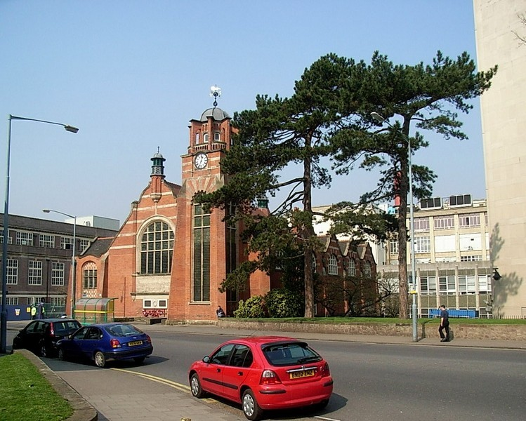 Bournville Baths
