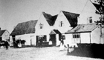 The Swan Inn 1870 - image from the Birmingham History Forum website