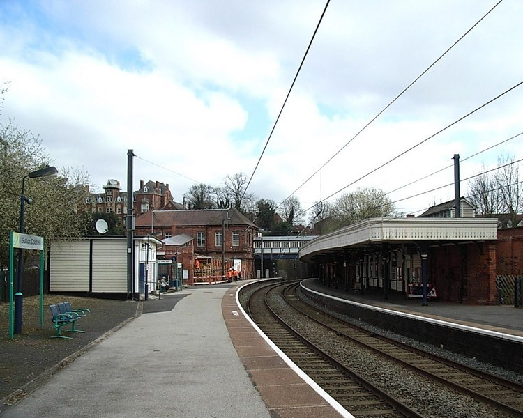 Sutton station