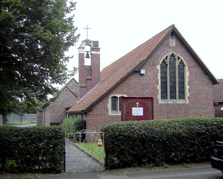 The Church of St George the Martyr