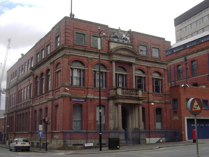Birmingham Assay Office, Newhall Street