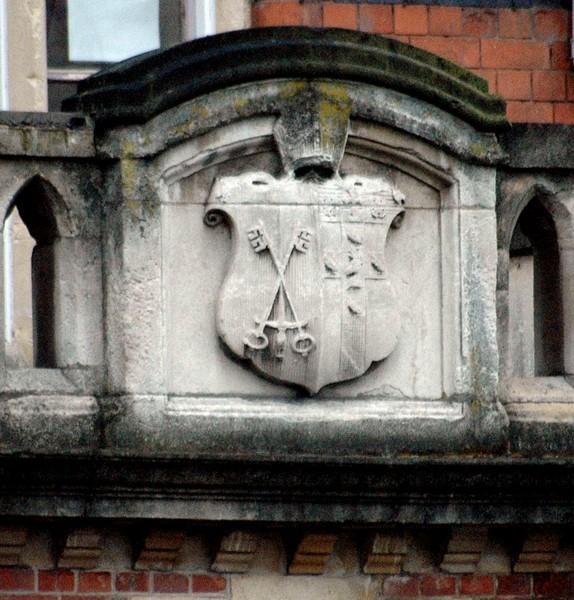 Sutton Town Hall - detail