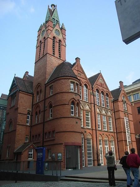 Oozells Street School