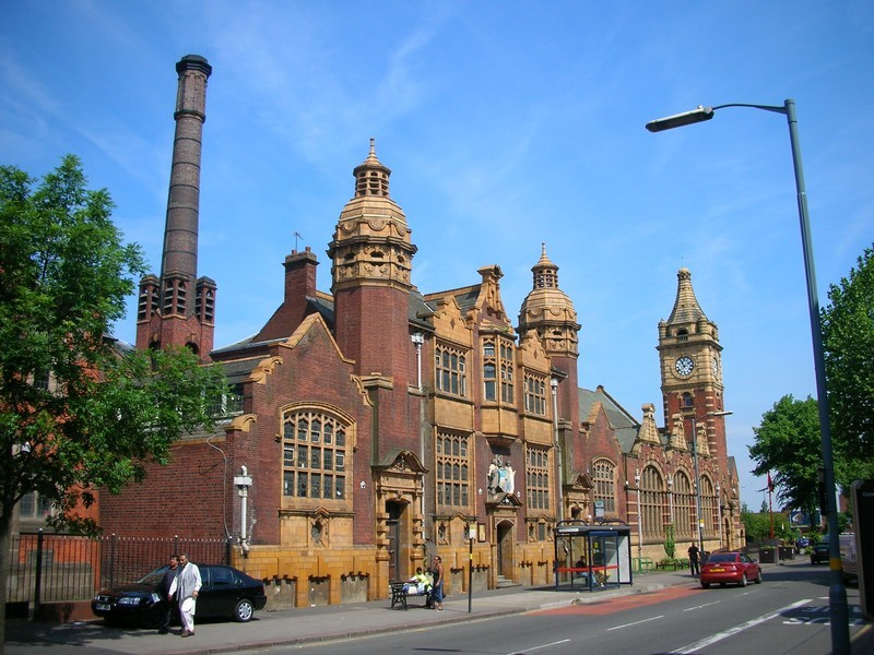 Moseley Road Baths & Library